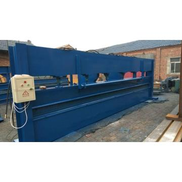 hydraulic heavy steel plate bending machine