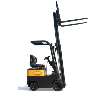 750KG Capacity Counterbalance Electric Forklift Truck