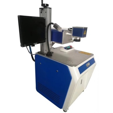 Fiber Laser Marking Machine In Metal Products