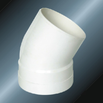 PVC Fitting of 30 Degree Elbow for Drainage