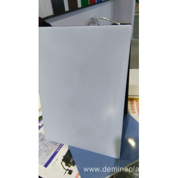 Hot sale 1.5mm prismatic sheet plastic polycarbonate