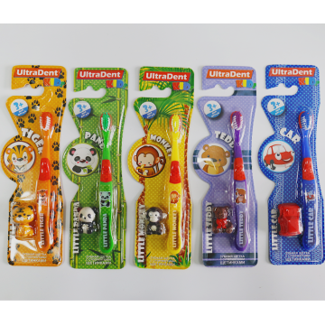 Children/Kids Toothbrush with Cartoon Printing