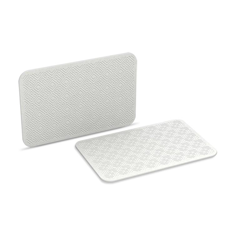 Designed Dust Removal Shower Waterproof Bath Rug Diatom-Mat