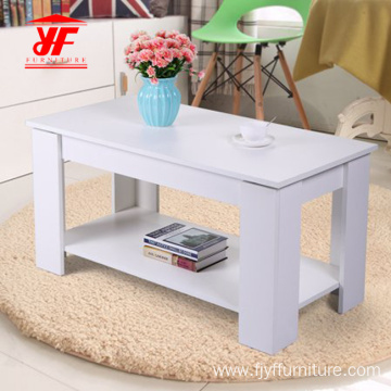 Wooden Expandable Rectangular Centre Table Designs