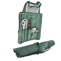 Football Shaped BBQ Tools With Apron Bag