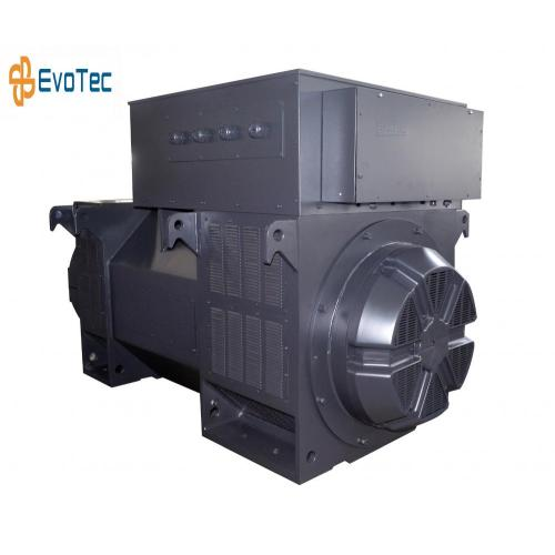 Synchronous 3 Phase 6 Pole Industrial Alternator