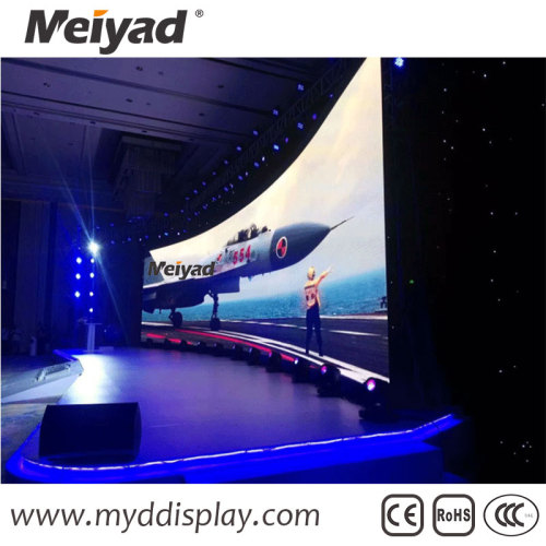 Outdoor Signs Rental LED Display Wall Screen