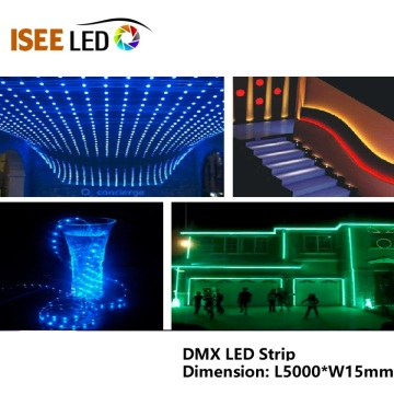 DMX RGB SMD5050 LED Strip