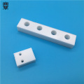 smooth polished zirconia ceramic block brick lump tile