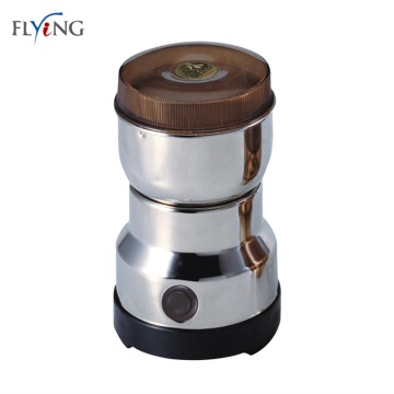 Stainless Steel Portable Electric Coffee Grinder
