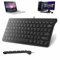 USB 2.0 Ultra Slim Portable Mini Wired Keyboard For Desktop PC Tablet Laptop 78 Keys Waterproof Keypad Newest In Stock Hot