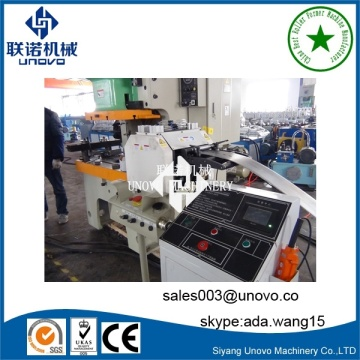 Solar Structure Unistrut Bracket Forming Machine