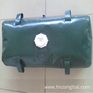 Manufacturer customized and wholesale PVC soft oil bag portable liquid tank