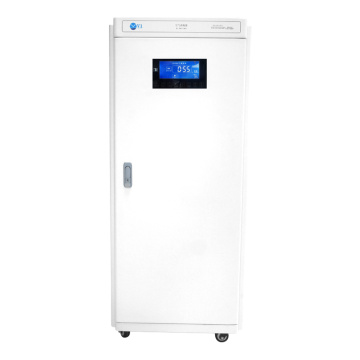UV sterilizer cabinet ionization air purifier with hepa