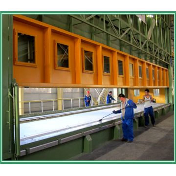 Hot-dip Galvanizing Production line