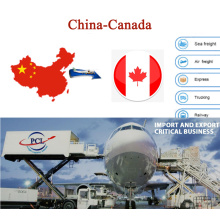 air freight forwarder to Canada (YVR/YYC/YYZ/YUL/YYT/YOW)