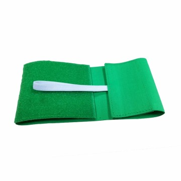 Foireann Stretchy Design Anti-drop Sport Elastic Captain Armband