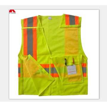 polyester high visibility clothes