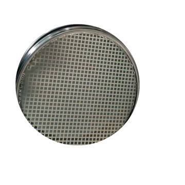 0.85mm bore diameter stainless steel test sieve