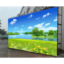 Led Billboard LED Panel P6 SMD RGB 576x576mm Die Cast Aluminum Cabinet Rental For Outdoor Waterproof Advertising