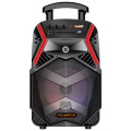 Portable Speaker System With 8inch Subwoofer
