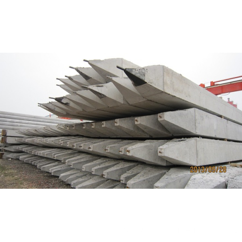 Prestressed Solid Square Pile Steel Mould