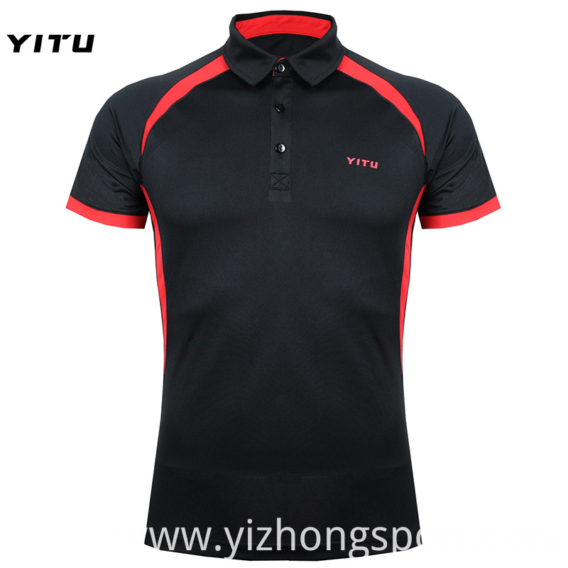 Men's Slim Polo