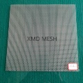 Wire Mesh cut into various shapes of mesh
