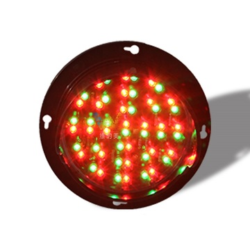 DC12V 100mm red green traffic light module