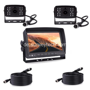 Wired AHD Backup Camera 2 Eingang