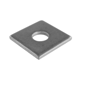 Square washer Carbon Steel Square Metal Flat Washers