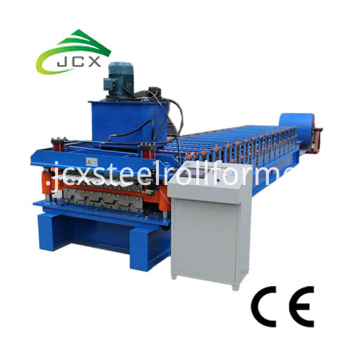 profile sheet machine