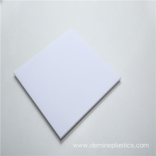 Diffuser sheet for led lighting factory manufacturing