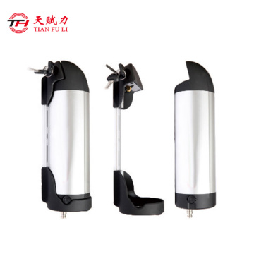 Low price 36v10.4ah bottle lithium battery