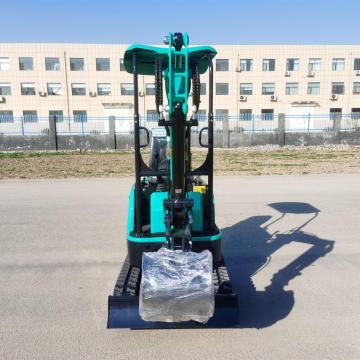 Hydraulic Mini Crawler Excavator Farm Machinery for Sale