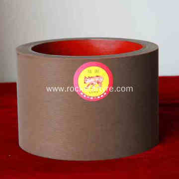 China Rice Rubber Roller 10inch brown color for Rice milling machines