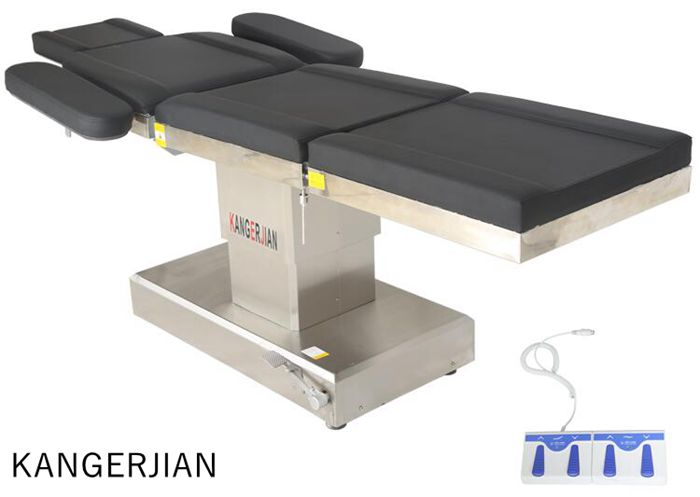 Ophthalmic electric operating table