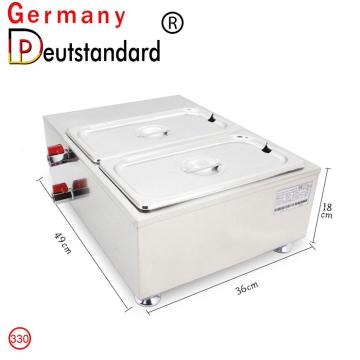 Best selling chocolate melting machine with CE