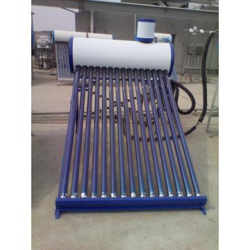 Pressurized Pre-heating Solar Water Heater