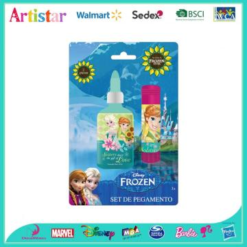 DISNEY FROZEN glue stick & white glue