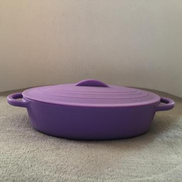 Kitchen tableware silicone soup bowl salad container