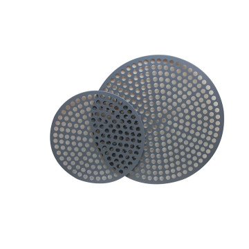 Perforated Aluminum Steel Pizza Trays
