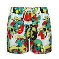 Casual Polyester Board Mens Swim Shorts Beach