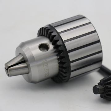 Key-type Heavy Duty Drill Chucks with Taper Fitting