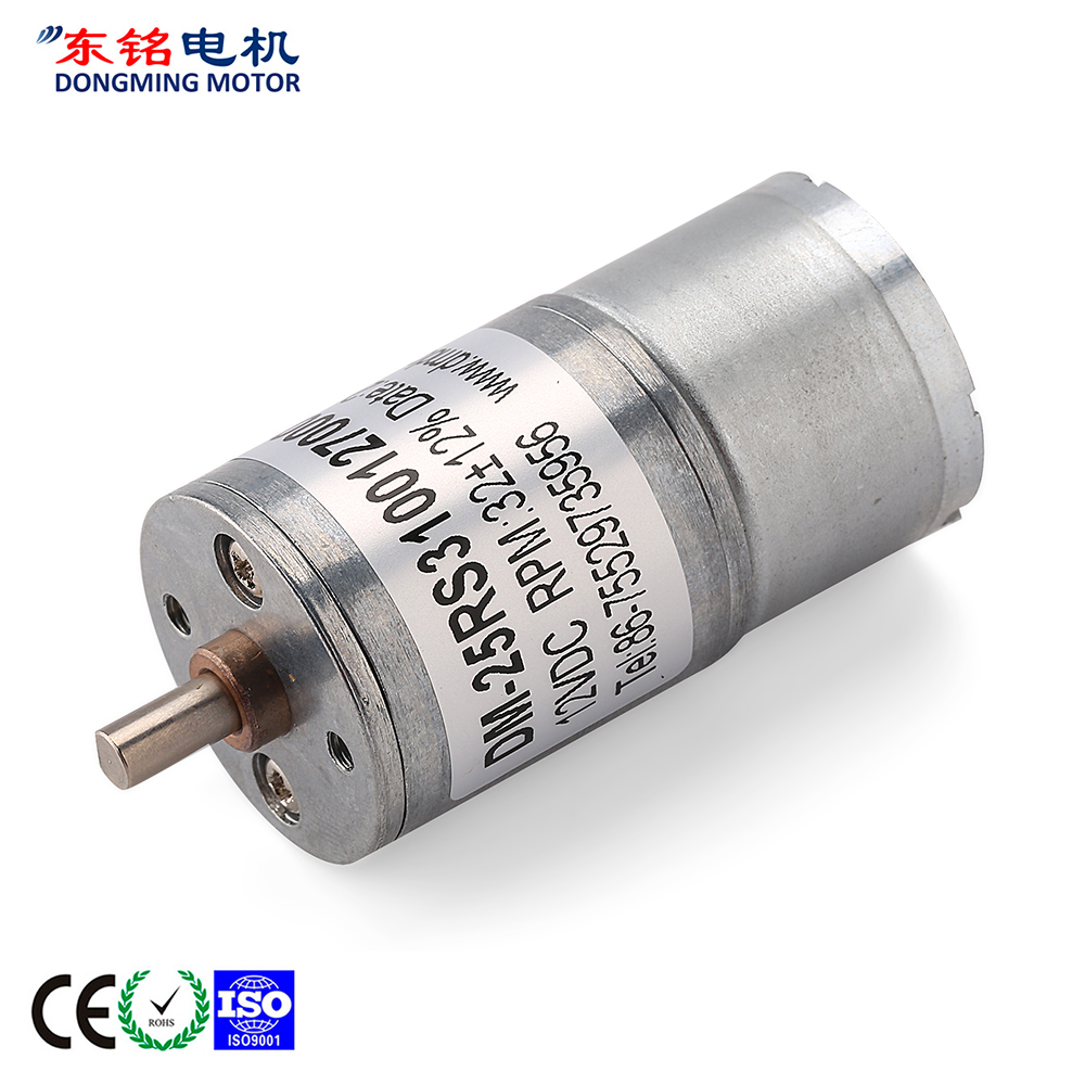 6v mini gear motor 30 rpm