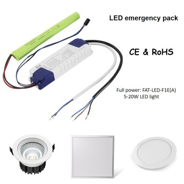 Self-check Function LED Emergency Inverter
