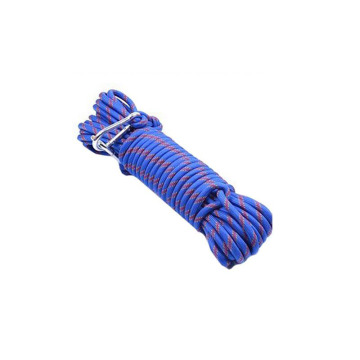 3mm 10mm cheap price braided polyester nylon rope