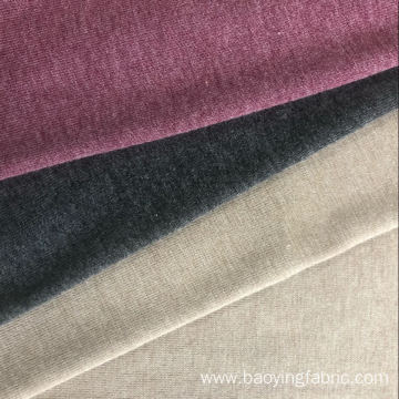 Recycled Polyester Spandex Jersey Fabric