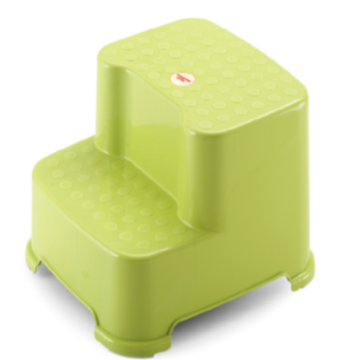 Plastic Kids Step Stool Washing Toilet Height Step
