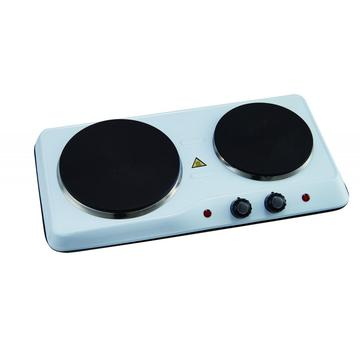 Portable Double Electric Hotplate